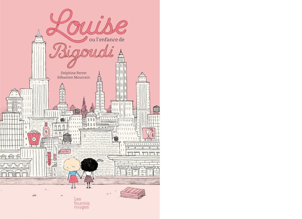 Louise ou L'enfance de Bigoudi / texte de Delphine Perret |