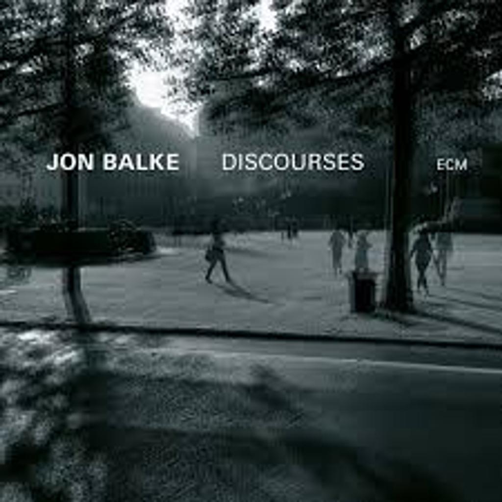 Discourses / Jon Balke |