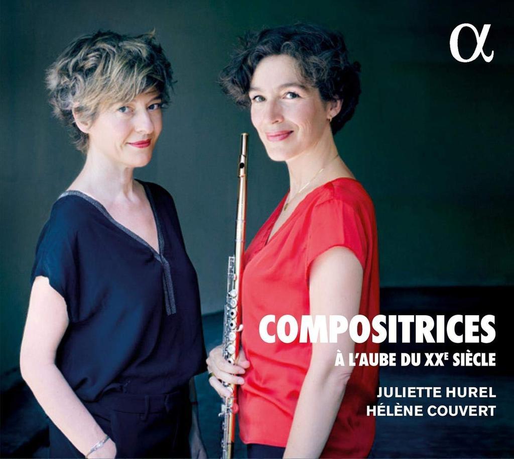 Compositrices à l'aube du XXième siècle. / Juliette Hurel |
