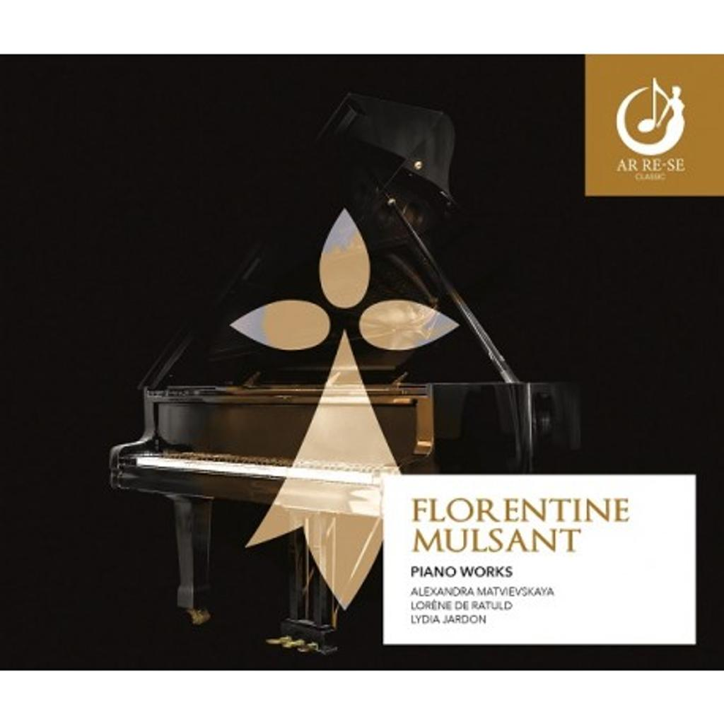 Oeuvres pour piano / Florentine Mulsant |