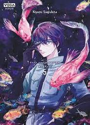 Deep sea aquarium MagMell. 5 / Kiyomi Sugishita | Sugishita, Kiyomi. Auteur